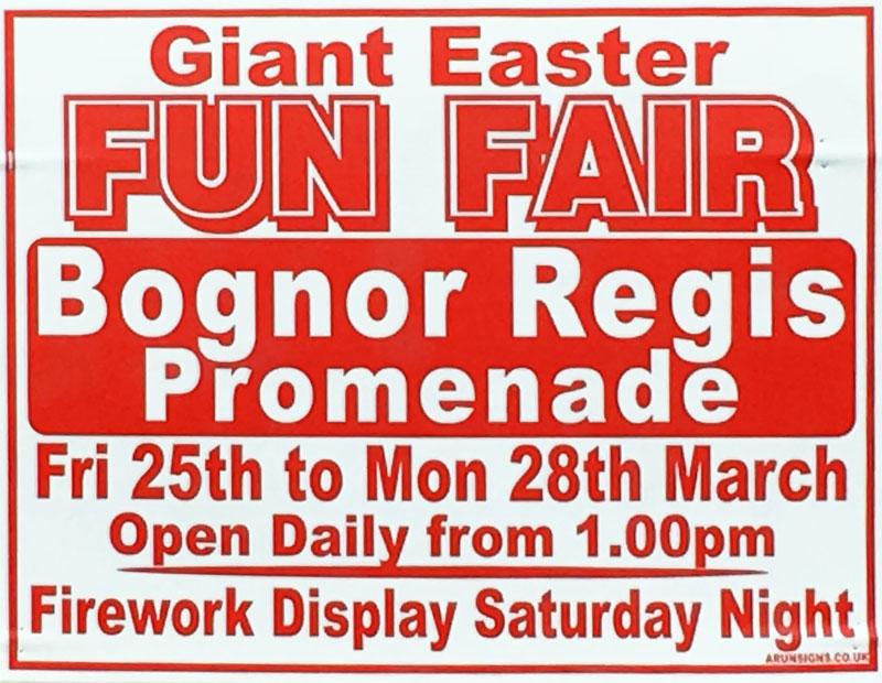 Giant Easter Fun Fair