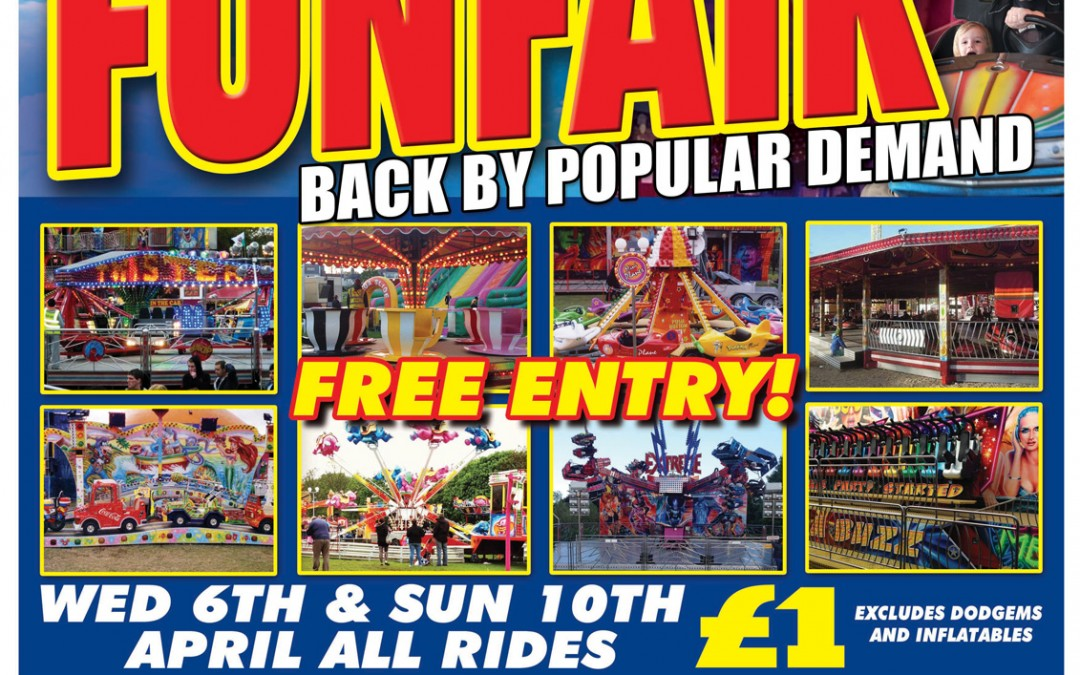 All Rides £1.00 Today