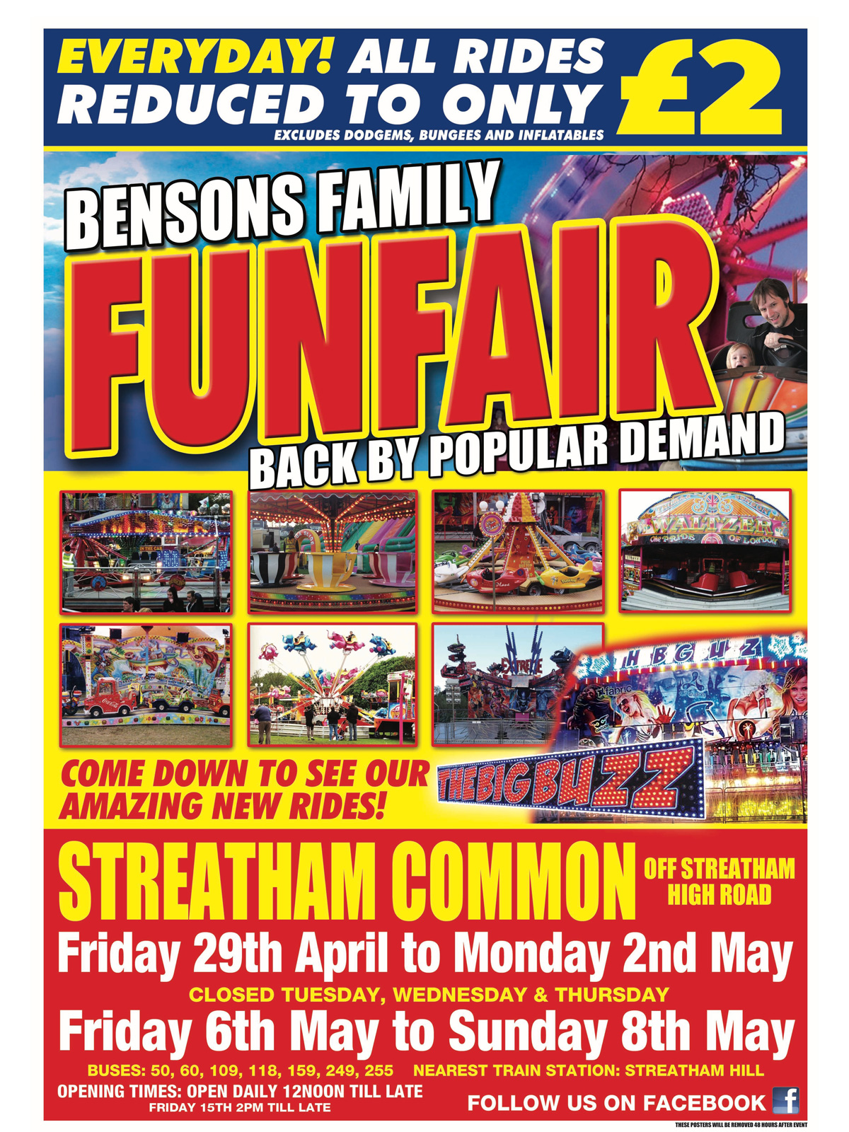 Streatham-Common-Fun-fair-Poster-Image