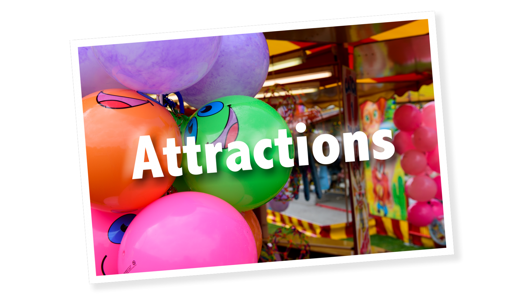 Fun Fair Attractions