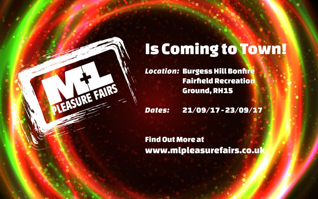 We are coming to Burgess Hill…