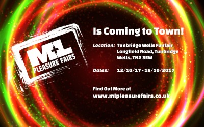 Our next stop is the Tunbridge Wells wristband funfair…