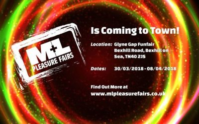 Glyne Gap Funfair on the Radio😄