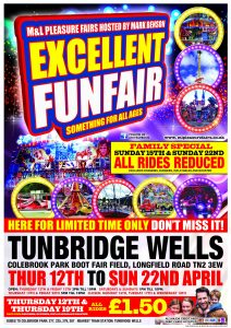 Tunbridge-Wells Funfair.