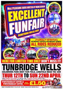 Tunbridge-Wells Funfair.