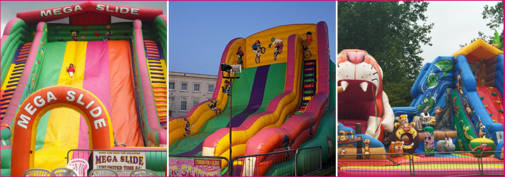Inflatable Slide Hire in Surrey