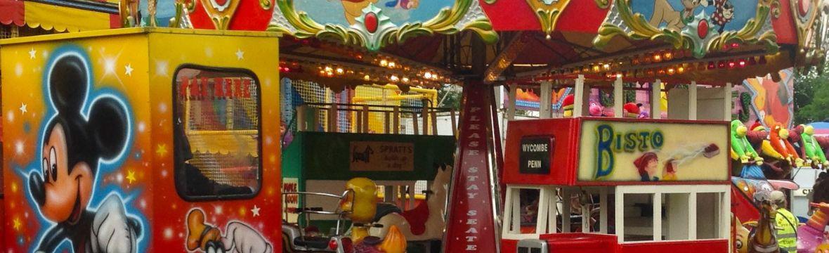 Carousel Hire London