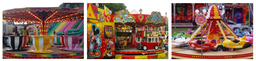 children's ride hire London