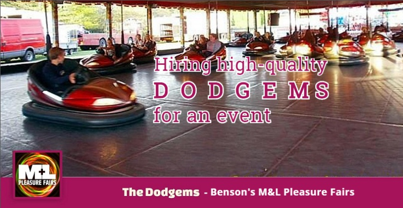 What Factors To Consider When Opting For Dodgem Hire For An Event?