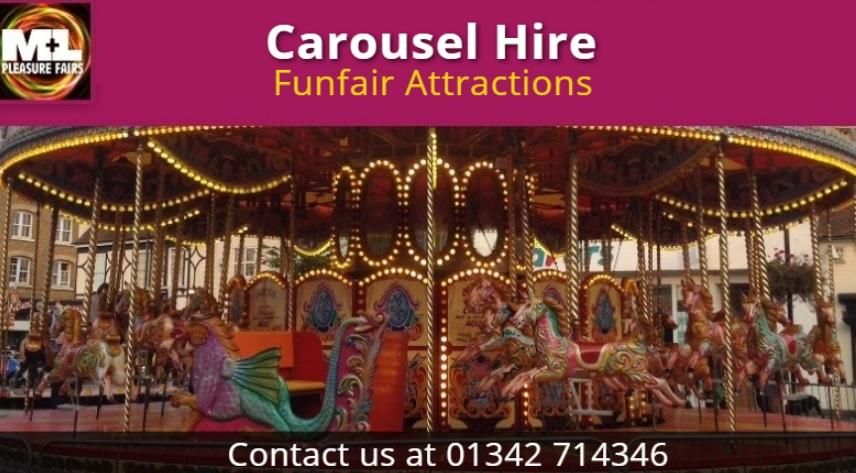 Carousel hire Kent