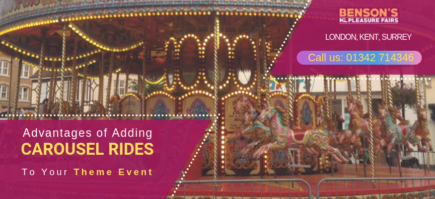 What Are The Advantages Of Opting For Carousel Hire For An Event?