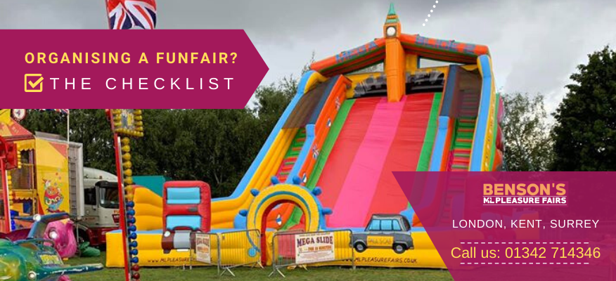What Should Be Looked Into While Choosing A Funfair Theme?