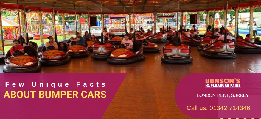 Hiring Dodgems? 4 Unique Facts About Bumper Cars