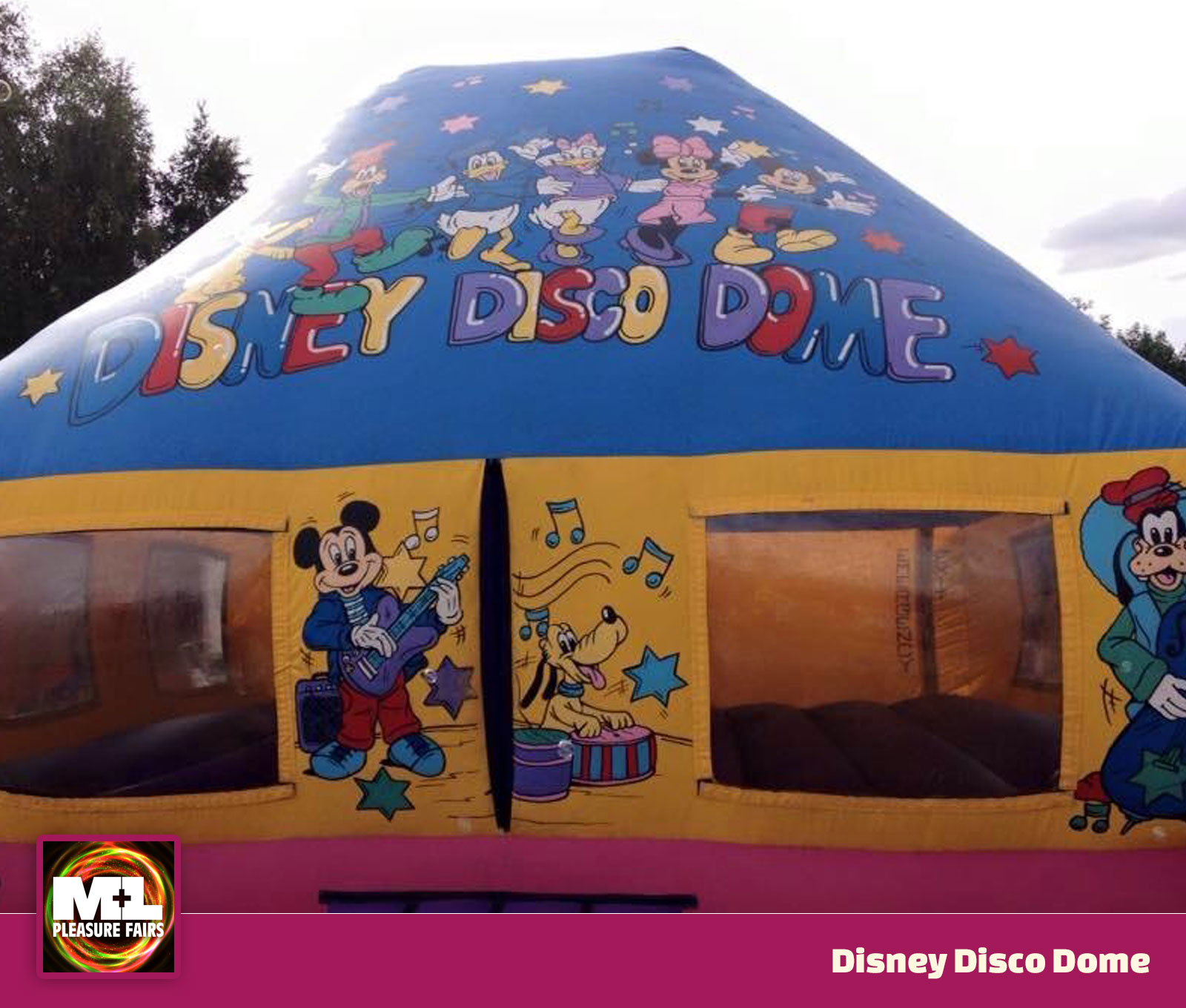 Disney Disco Dome
