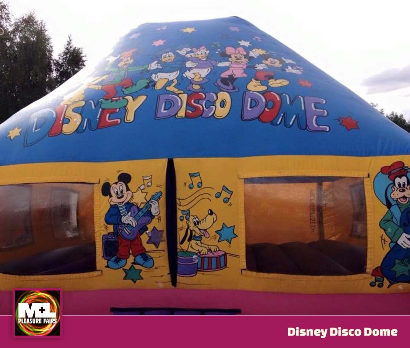 Disney Disco Dome