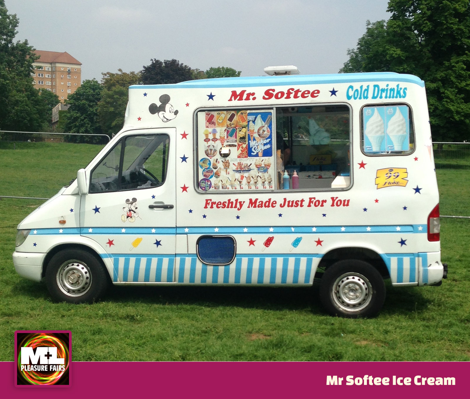Mr Softee
