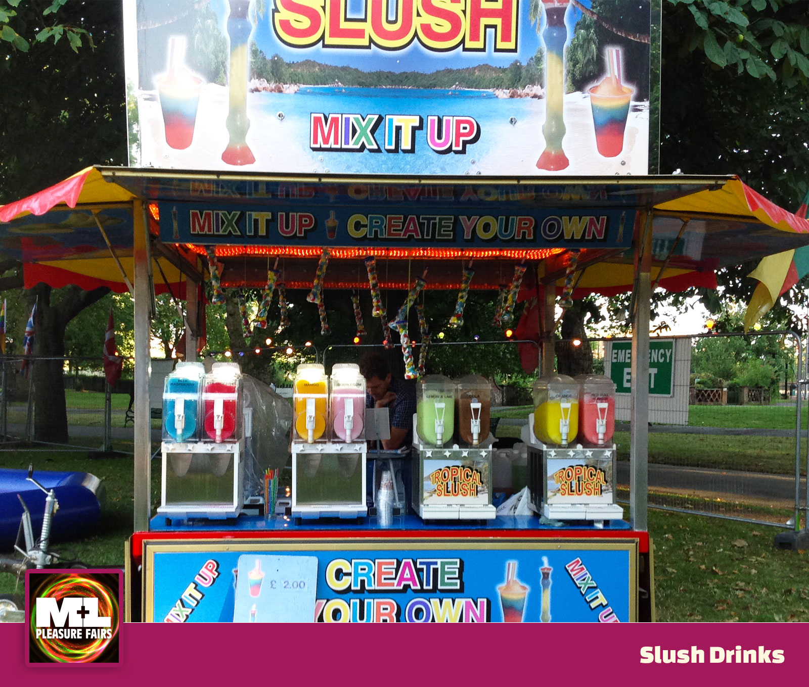 Slush Drinks