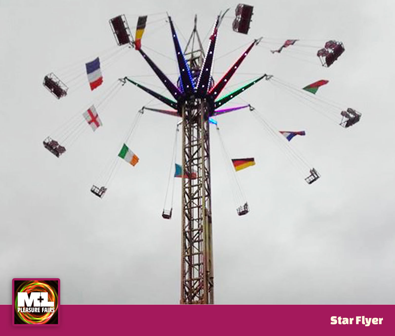 Star Flyer Ride Image