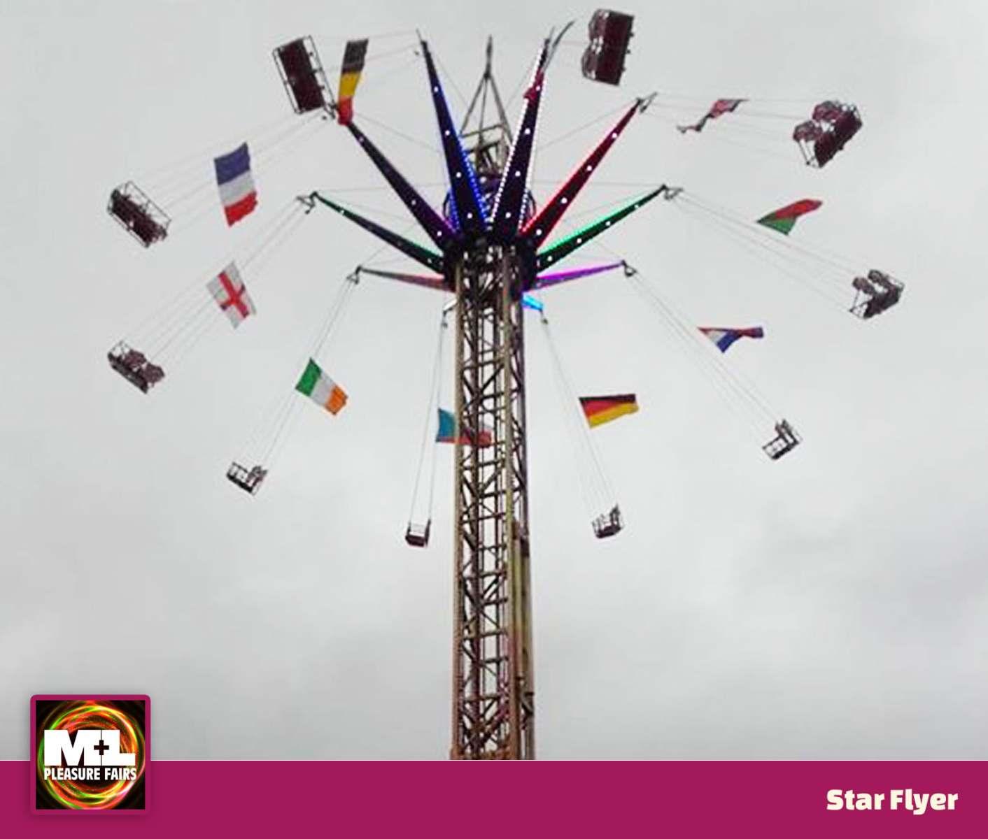 Star Flyer Ride Image